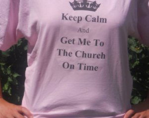 church on time