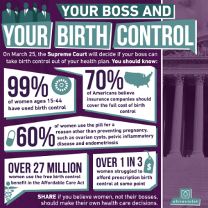 Boss and Birth Control