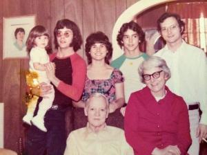 1971 Family Photo