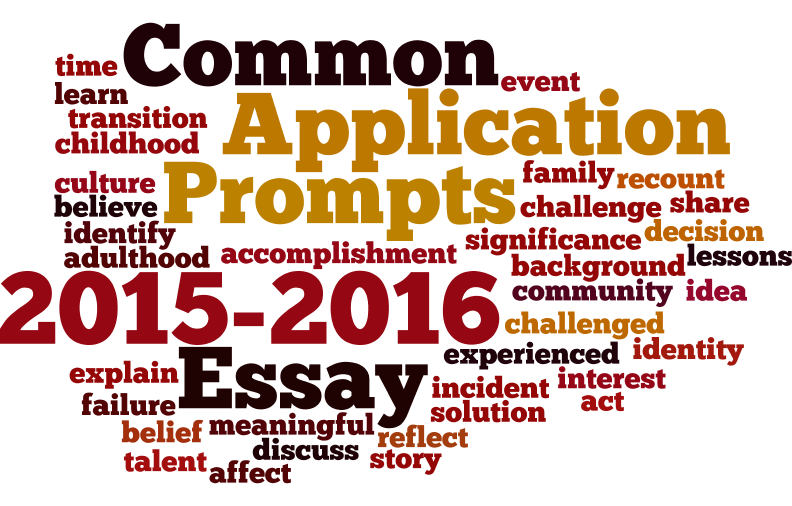 Common app short essay