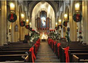 St. Thomas at Christmas