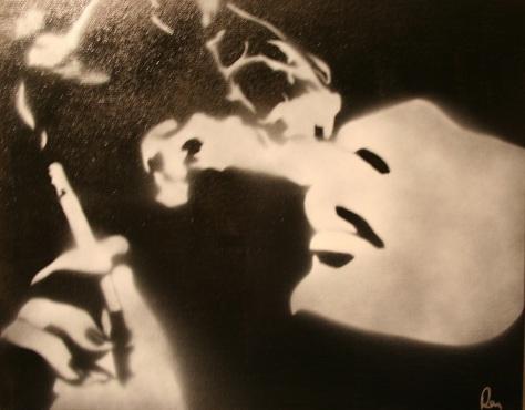 ferrer_r-smoking-lady