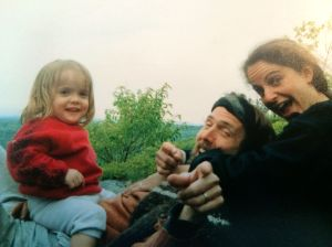Sonny, Emily and Rachael - age 2