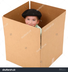 stock-photo-adorable-three-year-old-boy-with-hat-in-a-cardboard-box-over-white-background-62334133