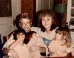 Brother George, Sandra, Leslie, Katie and Mahlon