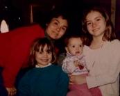 Len, Liz, Rachael and Sarah