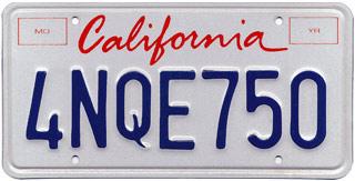 CA plate