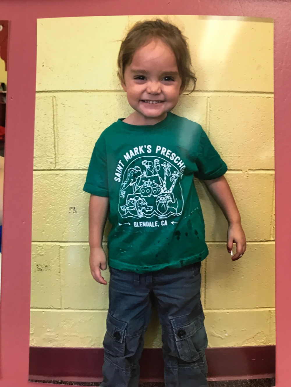 Nico's Preschool Photo