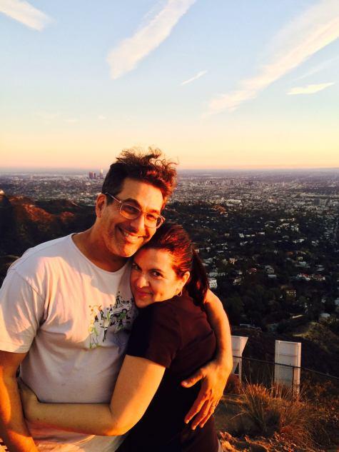 Stacy and Jonathan